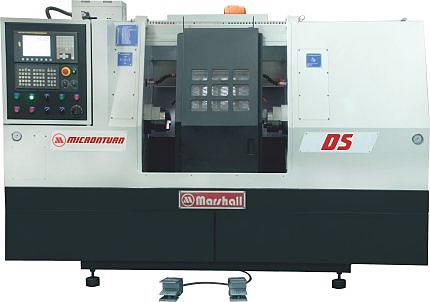 CNC Turning Machines | Marshall Machines CNC | India