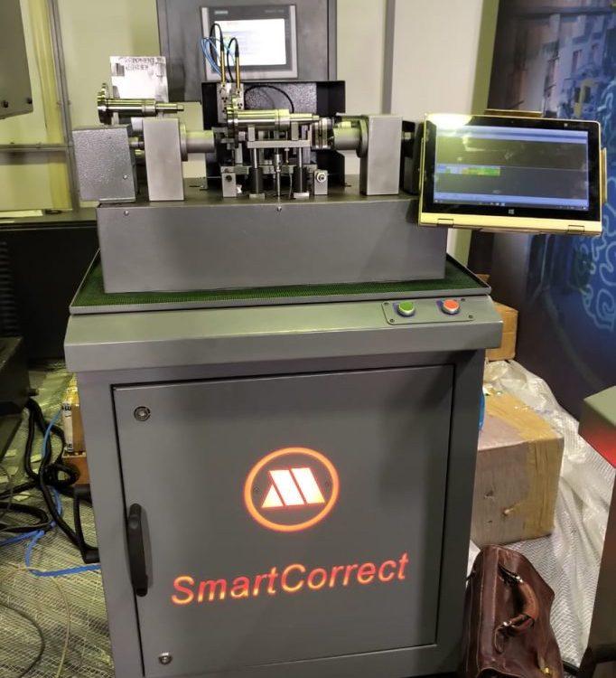 Marshall Machines | Smart Correct